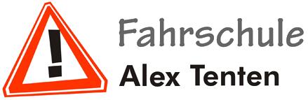 Logo Fahrschule Alex Tenten