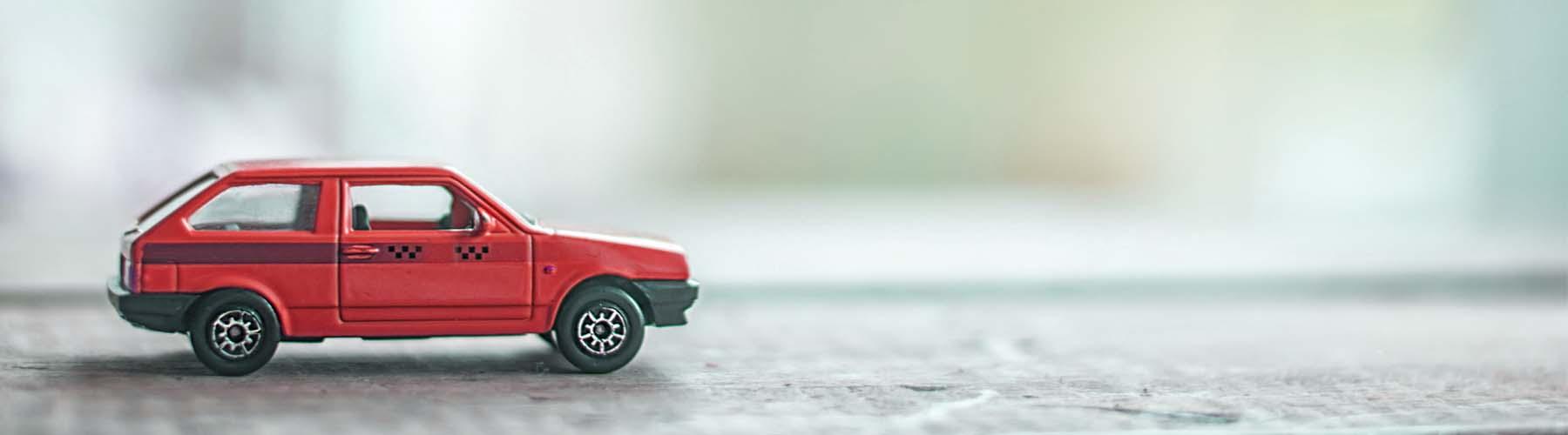 Modellauto Fahrschule Tenten